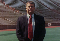 Coach Larry J. Mullins